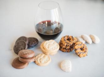 Girl Scout Cookie - Wine Pairing Recommendations