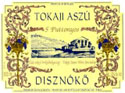 Buy the 2000 Disznókó Tokaji Aszú 5 Puttonyos