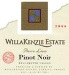 Buy WillaKenzie Pierre Leon Pinot Noir