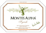 Find Montes Alpha Series Syrahs