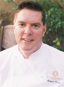 Auberge Chef Robert Curry