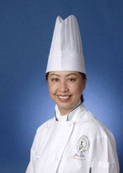 Chef Julie Tan