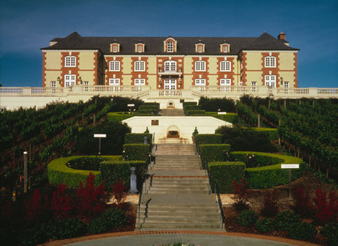 Domaine Carneros by Taittinger (Click Image to Enlarge)
