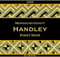 Handley Pinot Noir Label