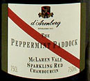 Buy D'Arenberg Peppermint Paddock