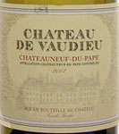 Find Chateau de Vaudieu Wines