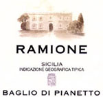 Baglio di Pianetto Ramione Label