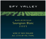 Find Spy Valley Sauvignon Blanc