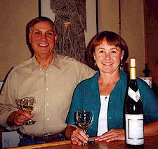 Clay Thompson and Fredericka Churchill of Claiborne & Churchill (Click Image to Enlarge)