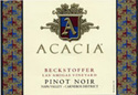 Acacia Wine Label
