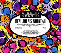 2006 Beaujolais Nouveau Label