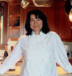 Chef Sandra Simile (Click Image to Enlarge)