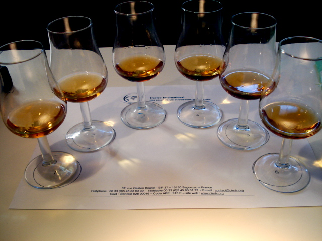 Proper Glasses for Cognac (Click Image to Enlarge)