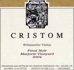 Buy Cristom Vineyards Marjorie Pinot Noir