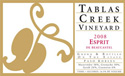 Tablas Creek Label