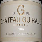 Find Chateau Guiraud G Whites