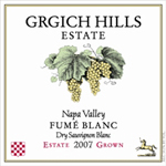 Buy the Grgich Hills Estate Fumé Blanc
