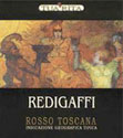 Redigaffi Wine Label