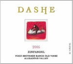 Buy Dashe Cellars Todd Brothers Ranch Zinfandel