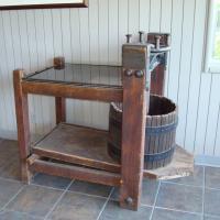 Charles Krug Cider Press