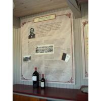 Charles Krug History Placard