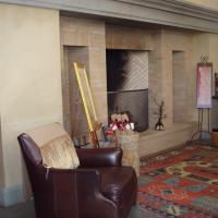 Franciscan Fireplace