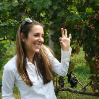 Kristin Moses at Kluge Winery